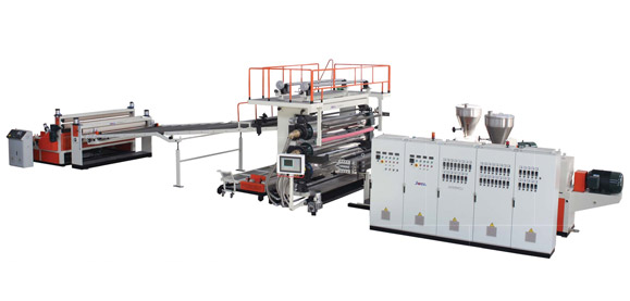 PVDF板材生产线